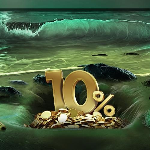 Rimborso del 10%
