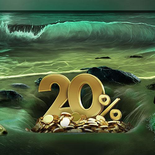 Rimborso del 20%